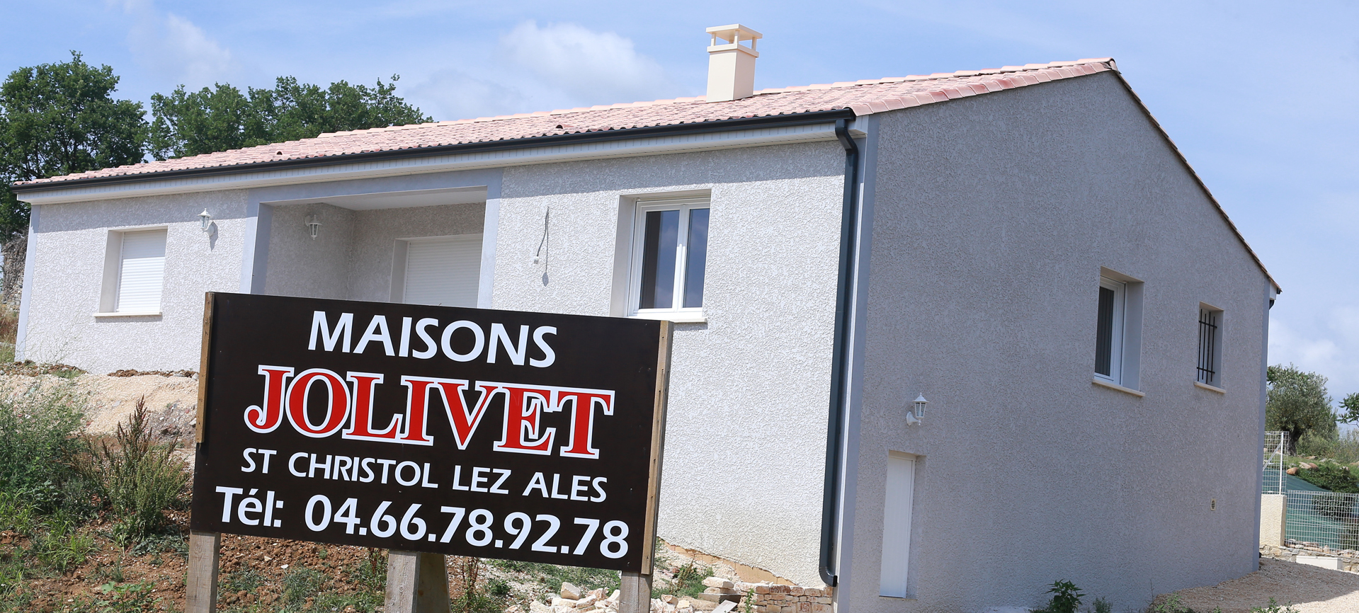 Mat riaux de construction maisons jolivet al s gard for Liste materiaux construction maison
